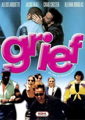 Grief - French Movie Cover (thumbnail)
