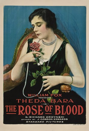 The Rose of Blood - Movie Poster (thumbnail)
