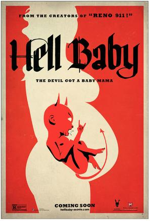 Hell Baby - Movie Poster (thumbnail)