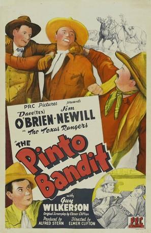 The Pinto Bandit - Movie Poster (thumbnail)