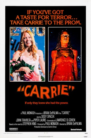 Carrie - Movie Poster (thumbnail)