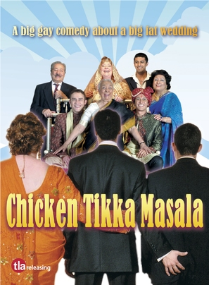 Chicken Tikka Masala - Movie Cover (thumbnail)