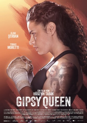 Gipsy Queen - German Movie Poster (thumbnail)