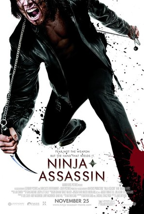 Ninja Assassin - Movie Poster (thumbnail)