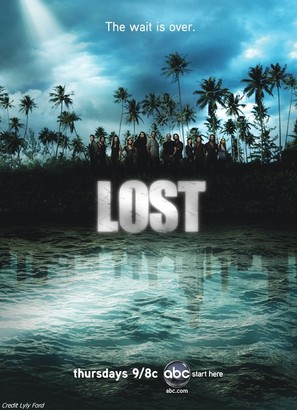 """""""Lost"""" - Movie Poster (thumbnail)"""