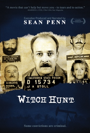 Witch Hunt - Movie Poster (thumbnail)