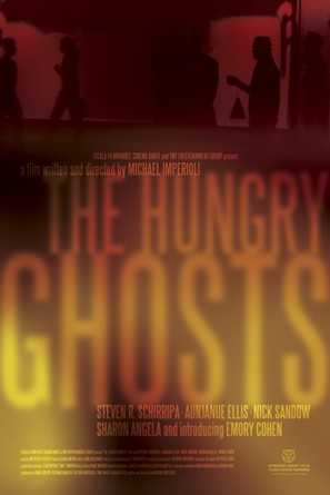 The Hungry Ghosts - Movie Poster (thumbnail)