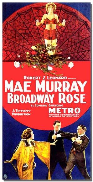 Broadway Rose