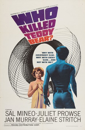 Who Killed Teddy Bear - Movie Poster (thumbnail)