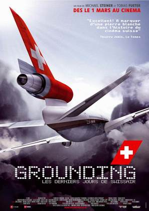 Grounding - French poster (thumbnail)
