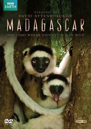 """Madagascar"" - DVD movie cover (thumbnail)"