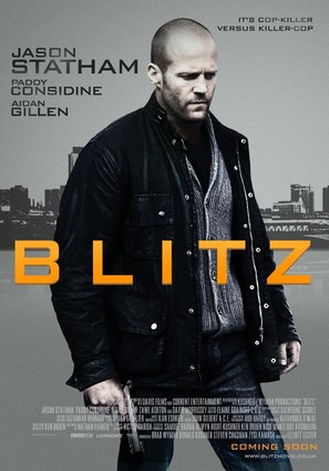 Blitz - British Movie Poster (thumbnail)