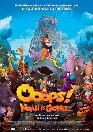 Ooops! Noah is gone... - Movie Poster (thumbnail)