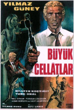 Büyük cellatlar - Turkish Movie Poster (thumbnail)