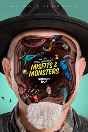 """Bobcat Goldthwait's Misfits & Monsters"" - Movie Poster (thumbnail)"