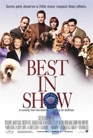 Best in Show - Movie Poster (thumbnail)