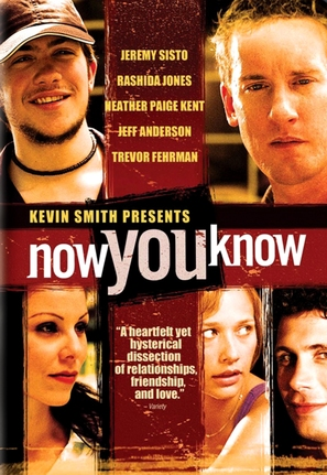 Now You Know - Movie Poster (thumbnail)