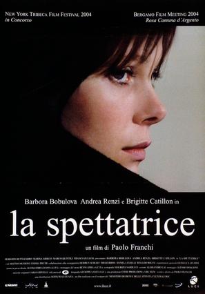 Spettatrice, La - Italian Theatrical poster (thumbnail)