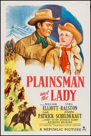 Plainsman and the Lady