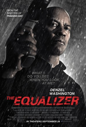 The Equalizer - Theatrical movie poster (thumbnail)