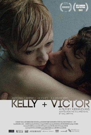 Kelly + Victor - British Movie Poster (thumbnail)