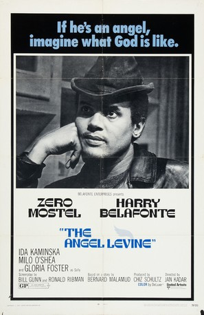 The Angel Levine - Movie Poster (thumbnail)