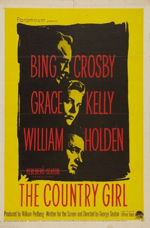 The Country Girl - Movie Poster (thumbnail)