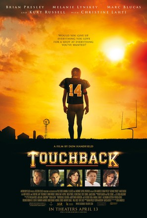 Touchback - Movie Poster (thumbnail)