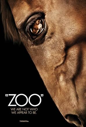 Zoo - Movie Poster (thumbnail)