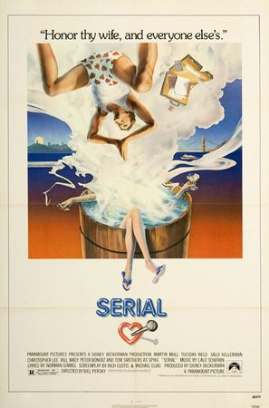 Serial - Movie Poster (thumbnail)