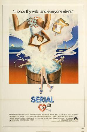 Serial - Movie Poster (thumbnail)