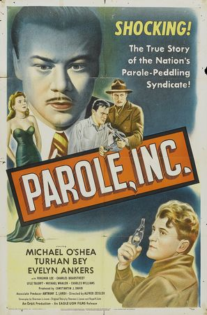 Parole, Inc. - Movie Poster (thumbnail)