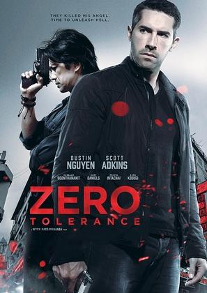 Zero Tolerance - Theatrical poster (thumbnail)