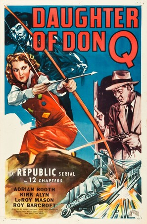 Daughter of Don Q - Movie Poster (thumbnail)