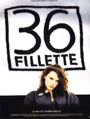 36 fillette - French Movie Poster (thumbnail)