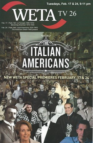 The Italian Americans - Movie Poster (thumbnail)