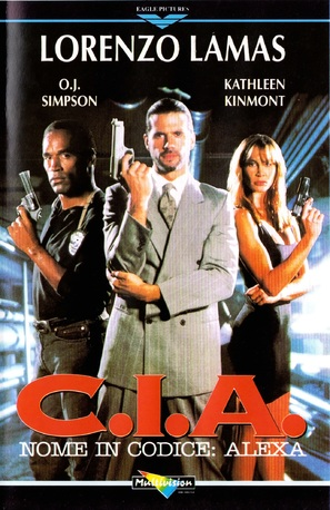 CIA Code Name: Alexa - Italian Movie Cover (thumbnail)