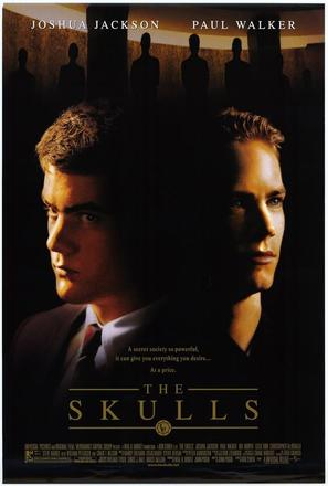 The Skulls - Movie Poster (thumbnail)