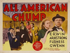 All American Chump - Movie Poster (thumbnail)
