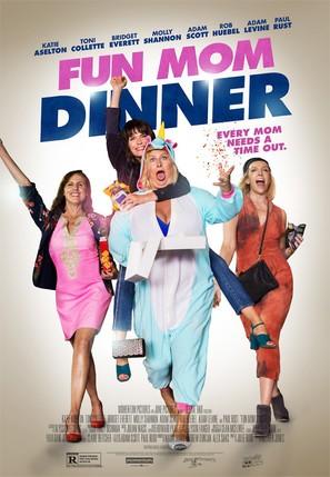 Fun Mom Dinner - Movie Poster (thumbnail)