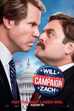 The Campaign - Movie Poster (thumbnail)