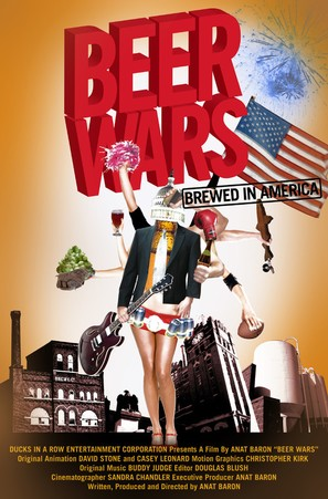 Beer Wars - Movie Poster (thumbnail)
