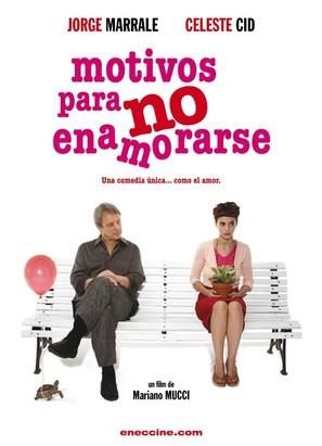 Motivos para no enamorarse - Uruguayan Movie Poster (thumbnail)