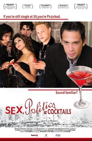 Sex, Politics & Cocktails - Movie Poster (thumbnail)