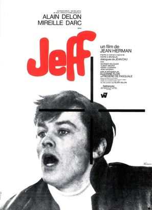 Jeff - French Movie Poster (thumbnail)