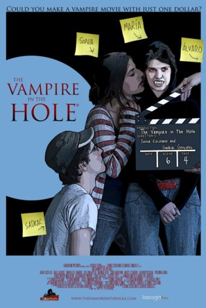 The Vampire in the Hole - Movie Poster (thumbnail)