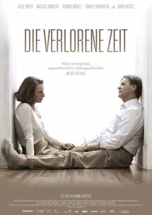Die verlorene Zeit - German Movie Poster (thumbnail)