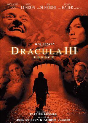 Dracula III: Legacy - Movie Cover (thumbnail)