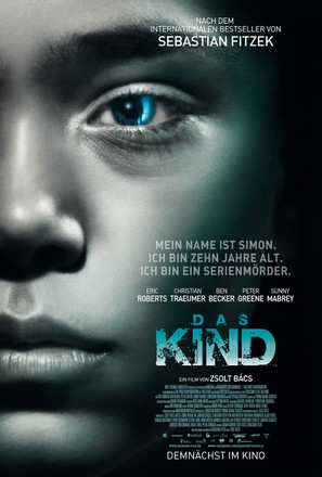 The Child - German Movie Poster (thumbnail)