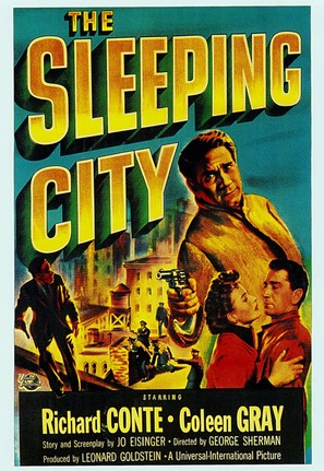 The Sleeping City - Movie Poster (thumbnail)